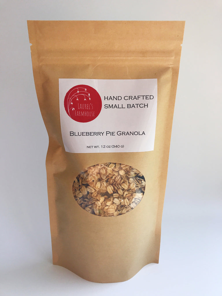 Blueberry Pie Organic Granola