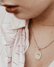 Load image into Gallery viewer, Ball Chain Choker, Rosegold
