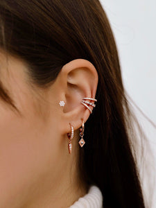Sparkly Earcuff