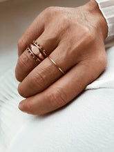 Load image into Gallery viewer, Signet Ring, Rosegold
