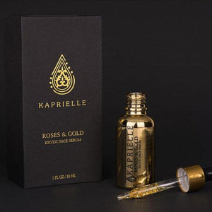 KAPRIELLE ROSE AND GOLD - THE BEAUTY RITUAL NATURAL FACE LIFT
