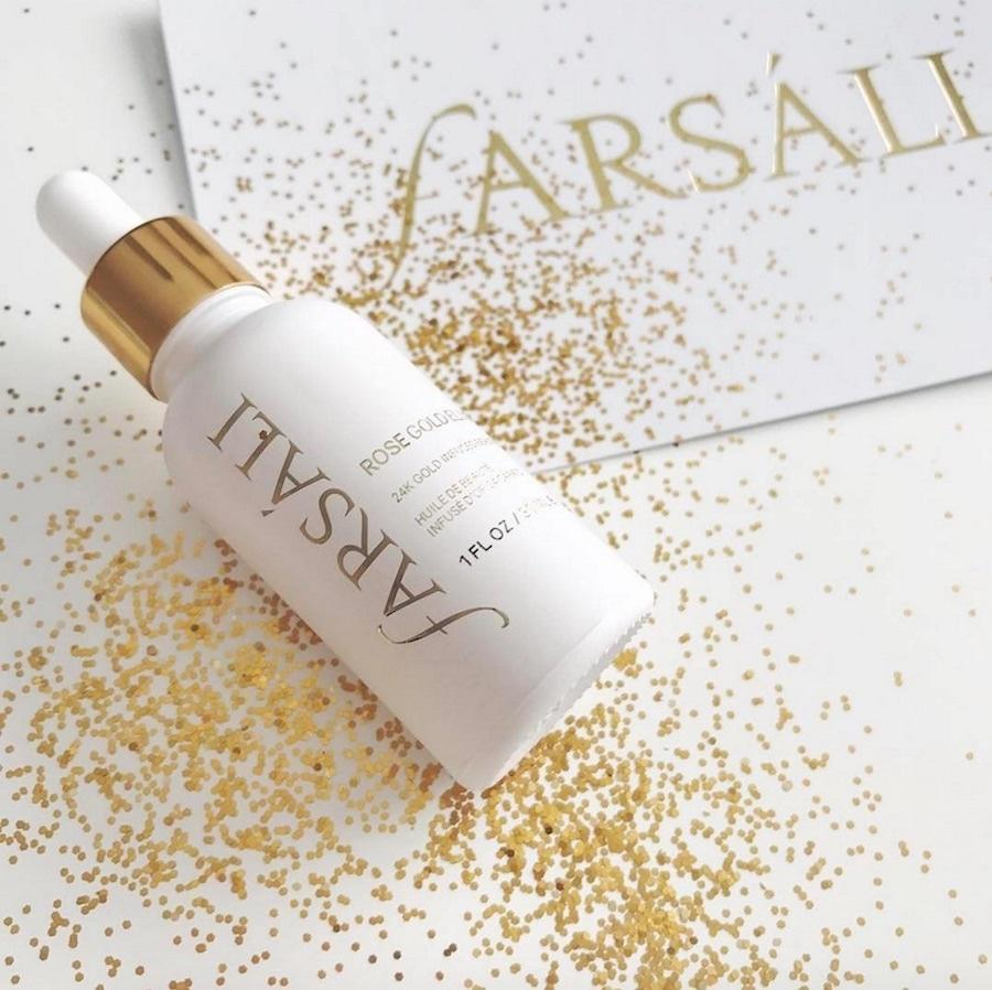 Farsali Rose Gold Elixir 30ml Complex approach to rejuvenation