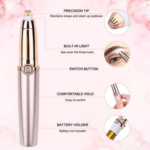 Upsell Electric Eyebrow Remover for Women