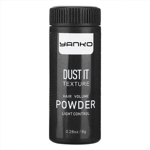 Women's Mattifying Powder for Hair Style