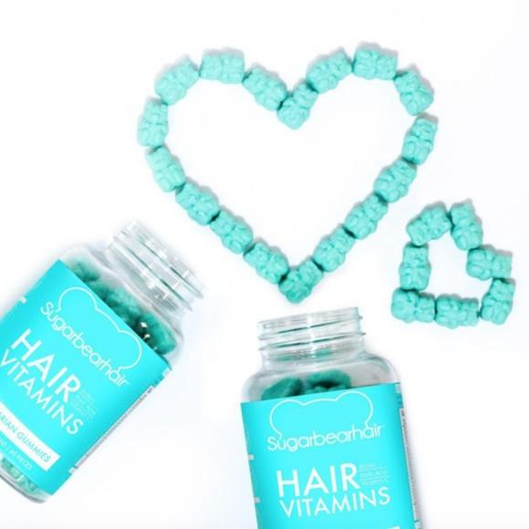 SUGARBEARHAIR Vitamins- Supporting Hair Growth - Strong& Healthy Hair