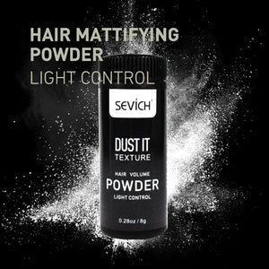 Sevich 8g Unisex Hairspray Best Dust It Hair Powder Mattifying Powder Finalize The Hair Design Styling Gel