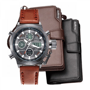 Military AMST Watch + Original Baellerry Wallet as a GIFT ! (BLACK FRIDAY PROMOTION ONLY 3 DAYS )