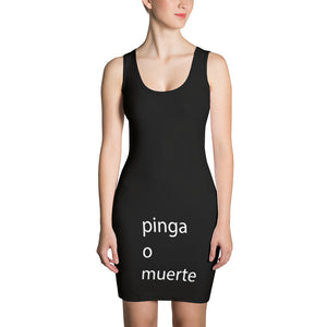 pinga o muerte Sublimation Cut & Sew Dress