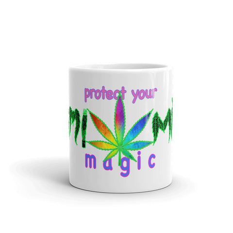 miami protect your magic Mug