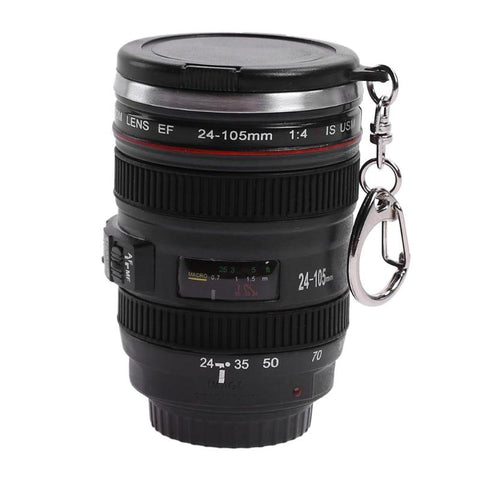 Travel Camera Lens Coffee / Tea Mug