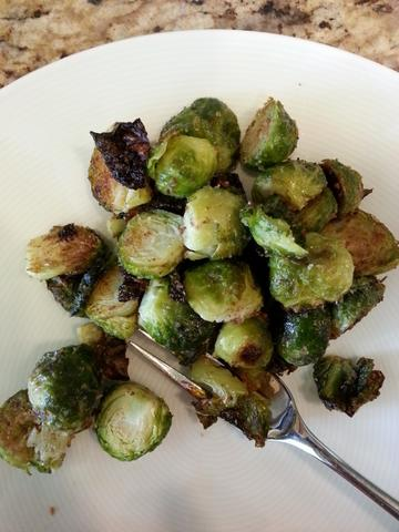 Pam's Brussels Sprouts