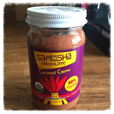 Citrus & Maca Chocolate Coconut Creme