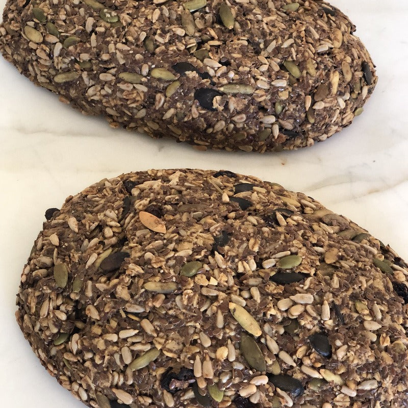 Birdseed Bread (2 loaves)