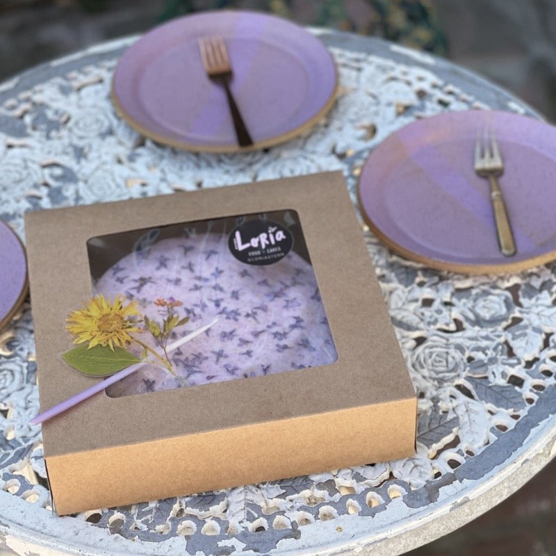 Lilac Earl Grey Cake  (for Los Angeles pick up only)