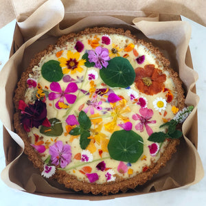 Flower Key Lime Pie (for Los Angeles pick up only)