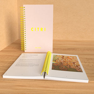 Citri Cookbook Zine