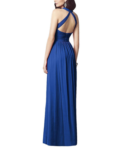 Dessy Collection Style 2908 in Sapphire