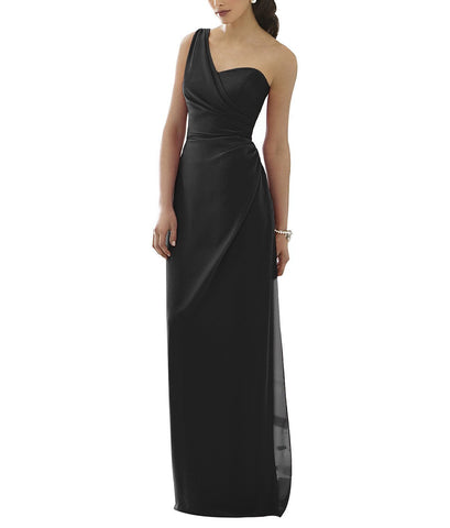 7b096186916b After Six Style 6646 in Black Bridesmaid Dress | Brideside