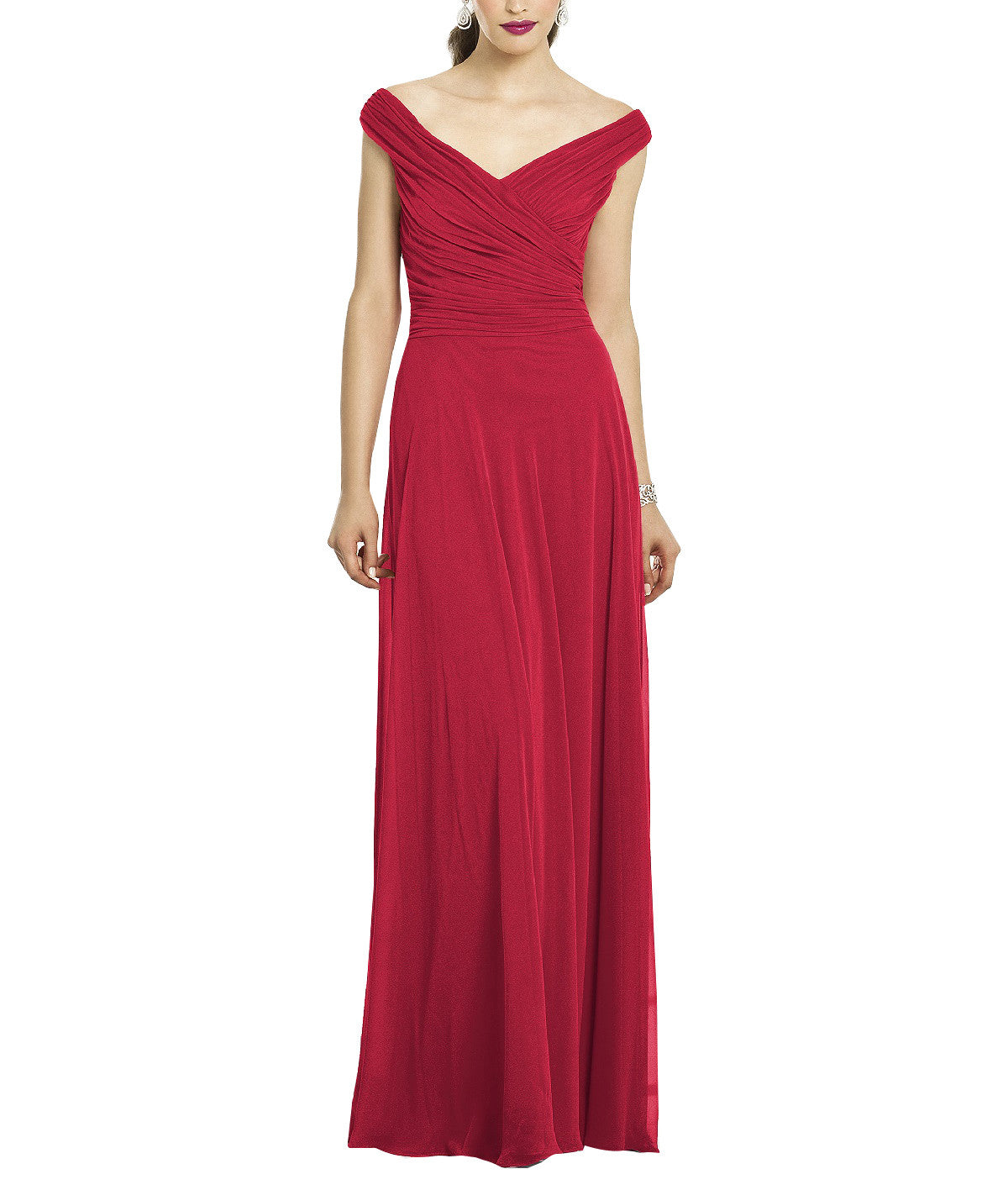 After Six Style 6667 Bridesmaid Dress | Brideside