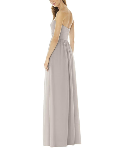 Social Bridesmaid style 8159 in Taupe