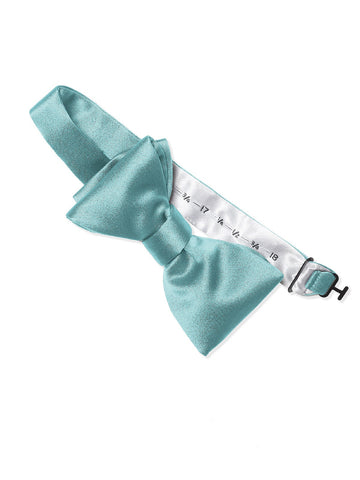 Dessy Spa Matte Satin Bow Tie