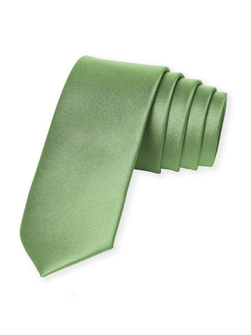Dessy Apple Slice Matte Satin Necktie
