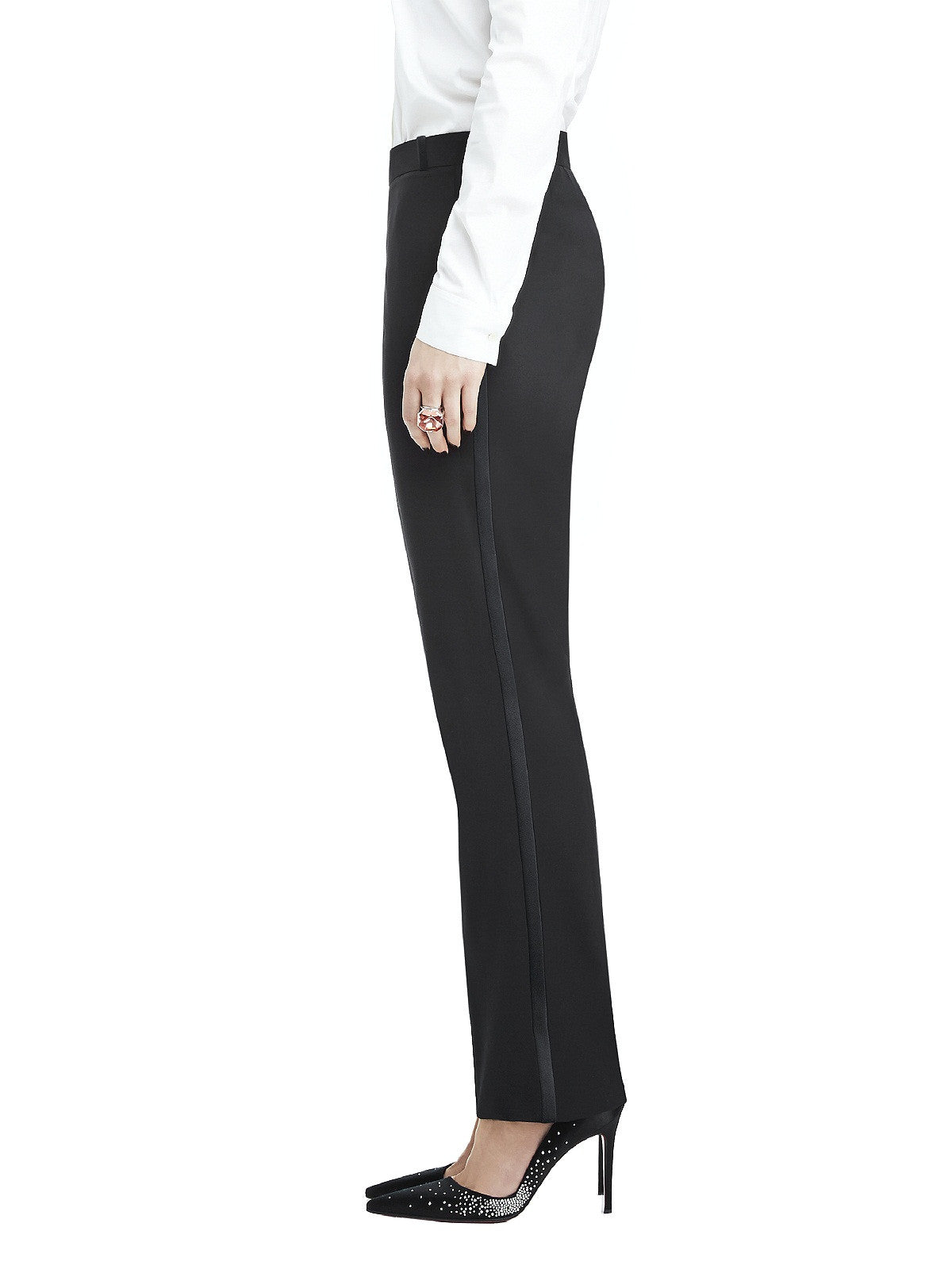 After Six Style Marlowe Women's Tuxedo Pant