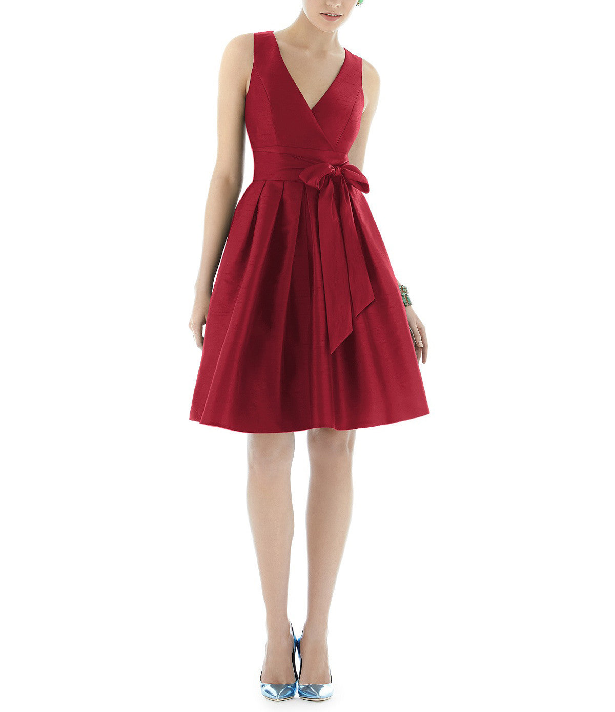 Alfred sung style d666 bridesmaid dress brideside alfred sung style d666 ombrellifo Choice Image