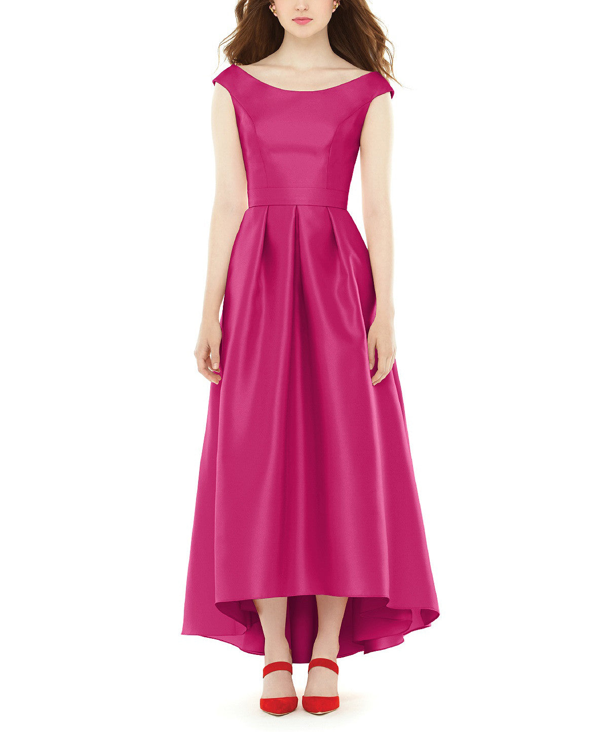 Alfred sung style d722 bridesmaid dress brideside alfred sung style d722 ombrellifo Choice Image