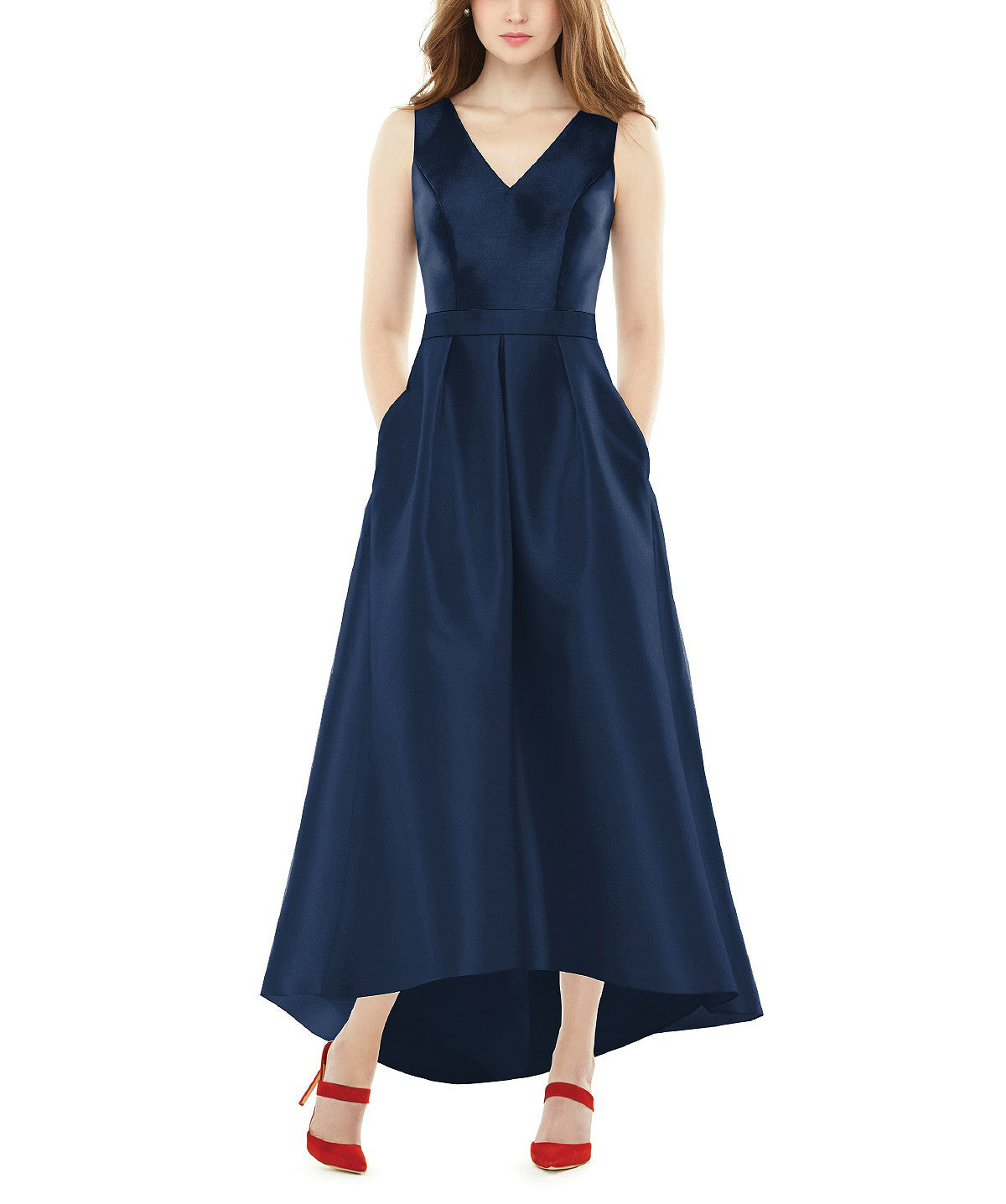 Alfred Sung Style D723 Bridesmaid Dress   Brideside