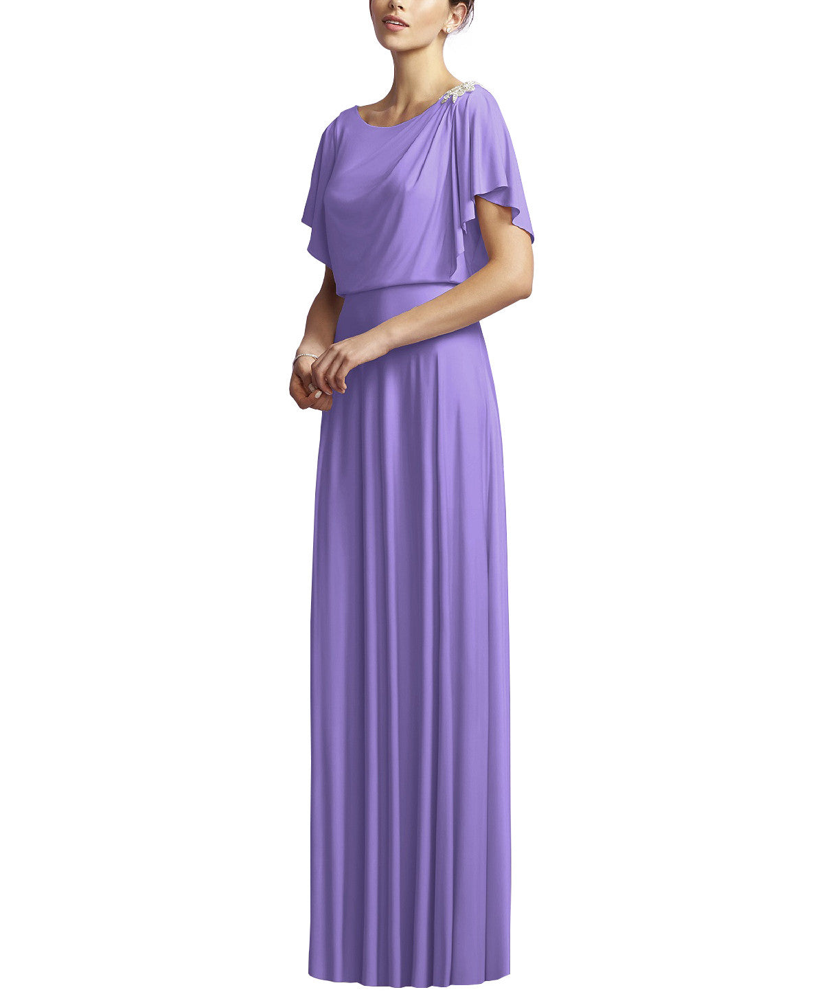 JY Jenny Yoo Style JY511 Bridesmaid Dress