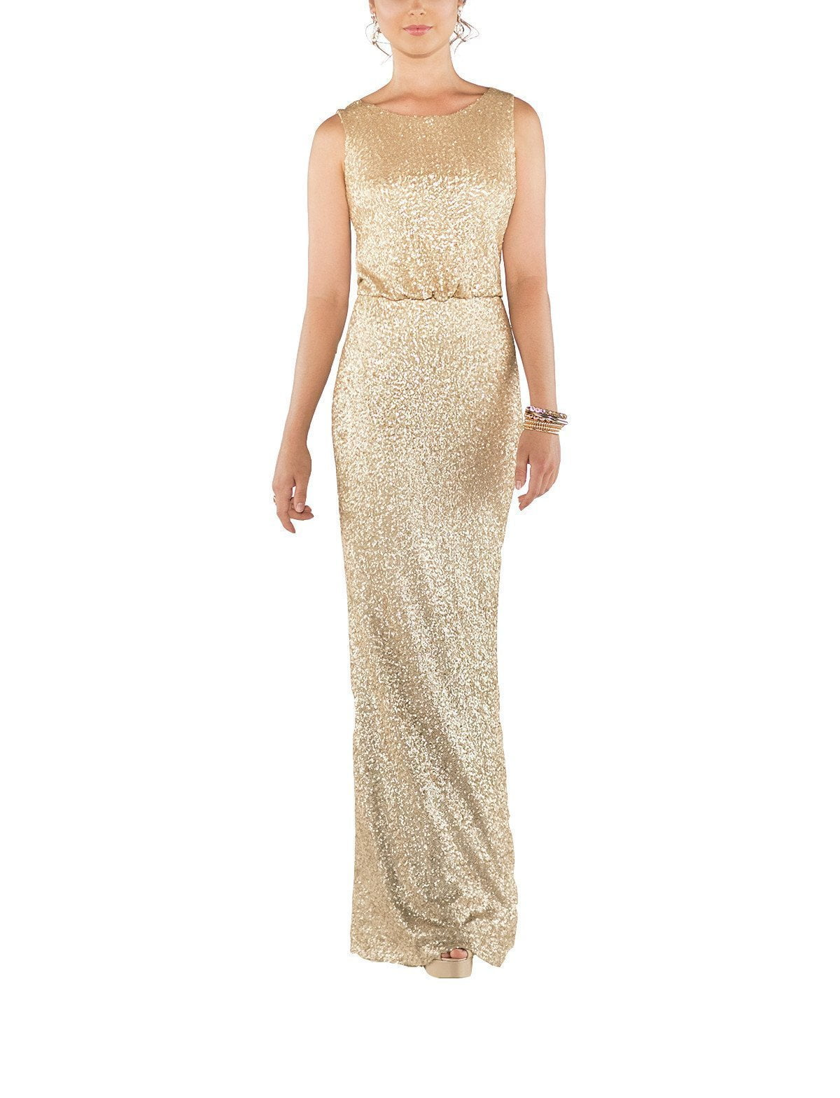 Sorella Vita Style 8824 in Gold Sequin