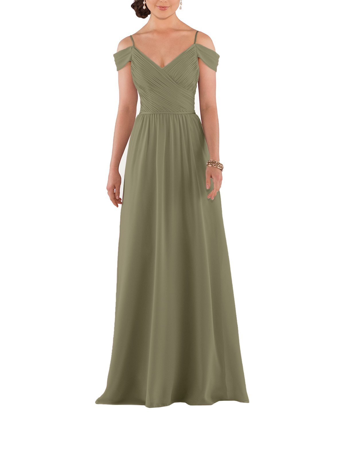 Sorella Vita Style 8922 in Evergreen