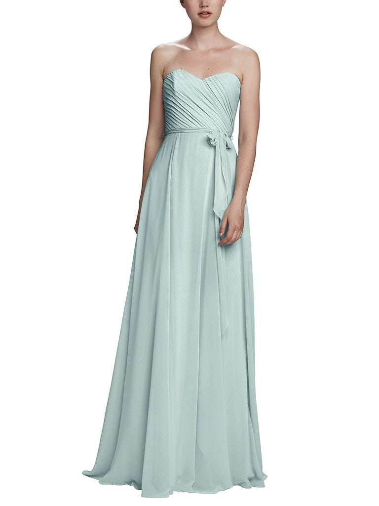 Amsale Jaycie Bridesmaid Dress | Brideside