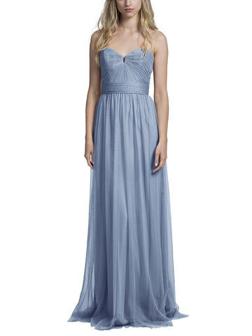 Amsale G945U Bridesmaid Dress