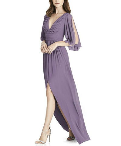 After Six Style 6777 in Lavender - Front