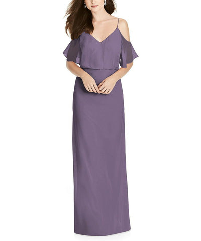 After Six Style 6781 in Lavender - Front