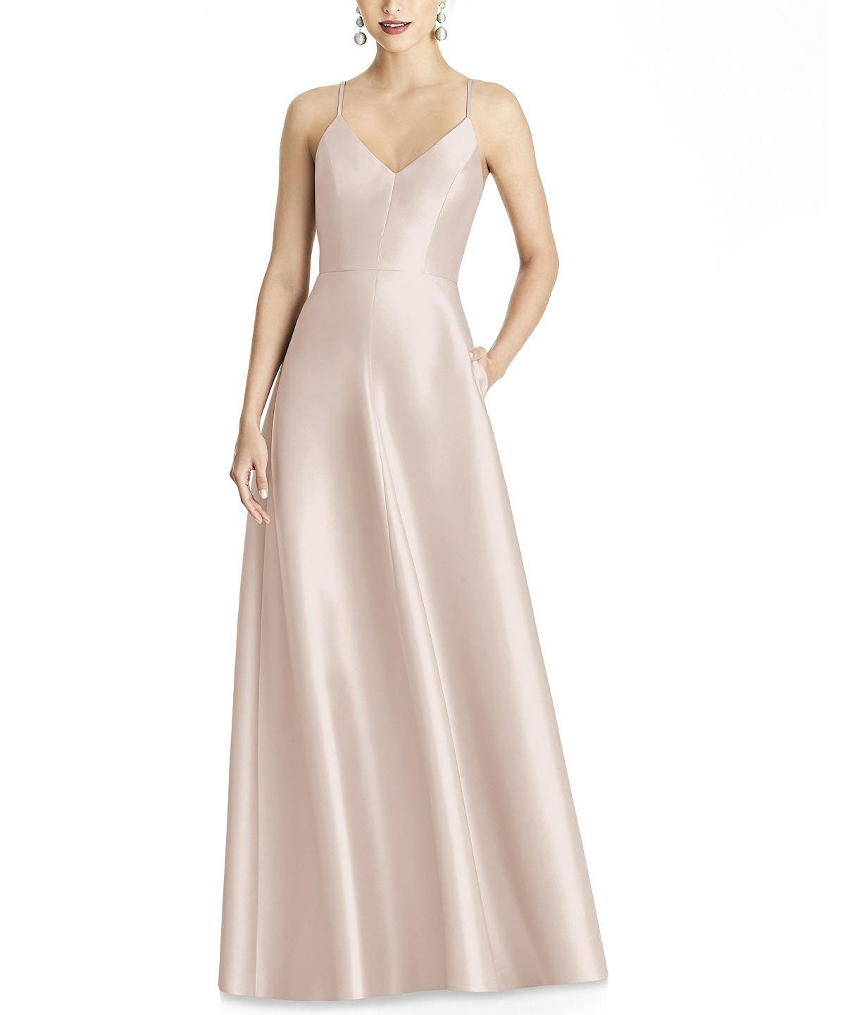 Alfred sung style d750 bridesmaid dress brideside alfred sung style d750 ombrellifo Images