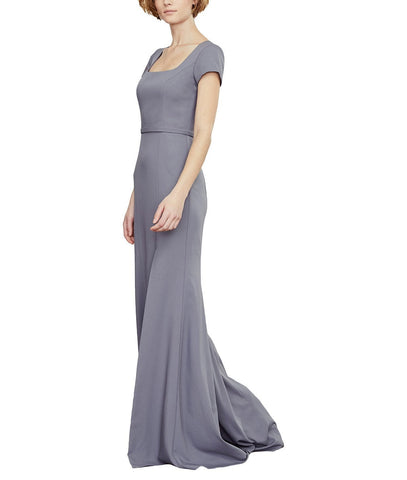 Amsale Cal Bridesmaid Dress
