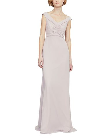 Amsale Fallon Bridesmaid Dress