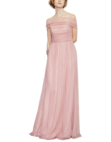 Amsale Shane Bridesmaid Dress