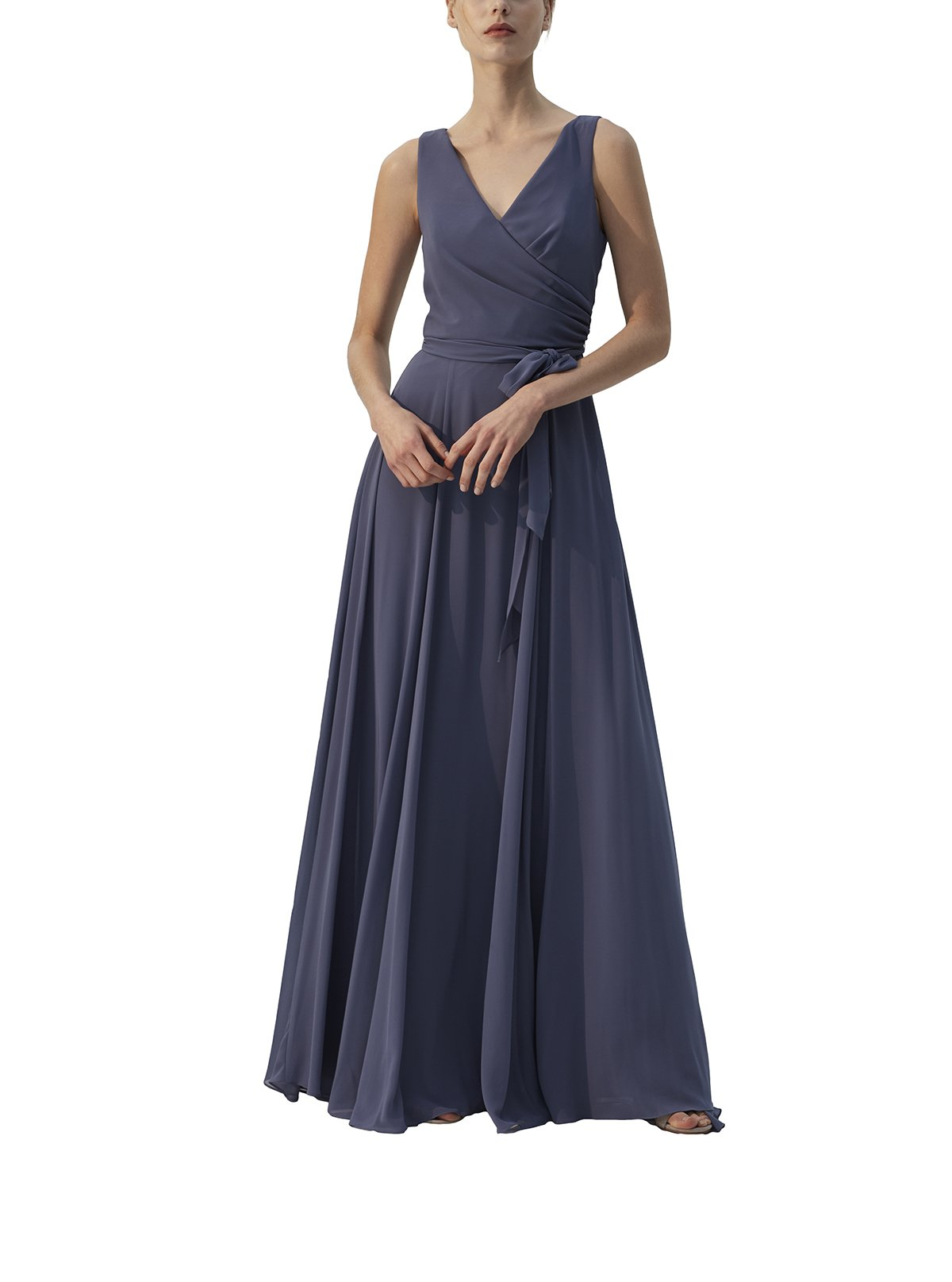 Amsale Trudy Bridesmaid Dress | Brideside