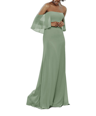Amsale Willow Bridesmaid Dress