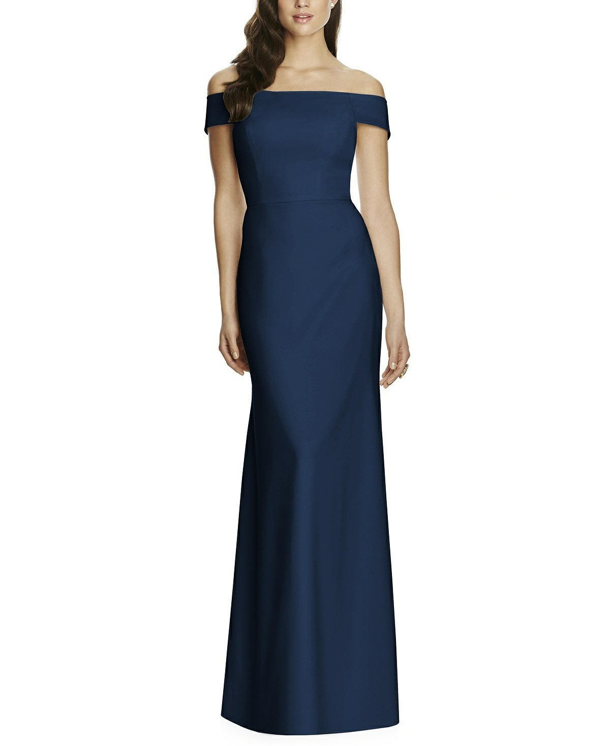 Dessy Collection Style 2987 in Midnight
