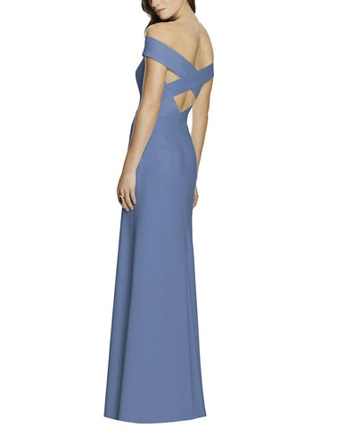 Dessy Collection Style 2987 in Larkspur