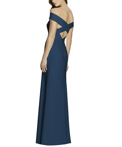 Dessy Collection Style 2987 in Sofia Blue