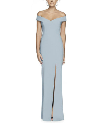 Dessy Collection Style 3012 in Mist - Front
