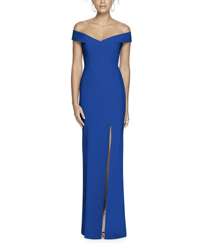 Dessy Collection Style 3012 in Sapphire