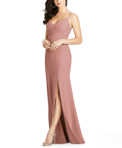 Dessy Collection Style 3013 in Desert Rose