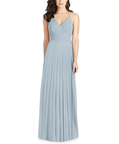 Dessy Collection Style 3021 in Mist - Front